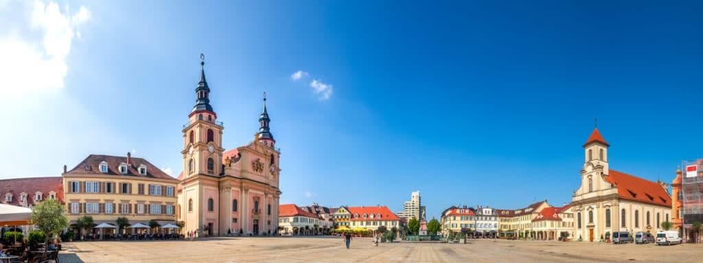 Baufinanzierung Schloss Ludwigsburg